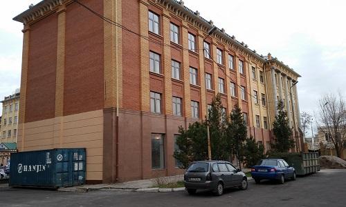 Офис <br /> по ул. Нукусская