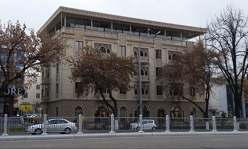 Бизнес центр по ул. Навои 9<br />