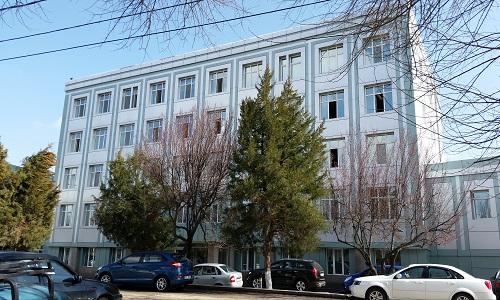 Административное здание завода Симург